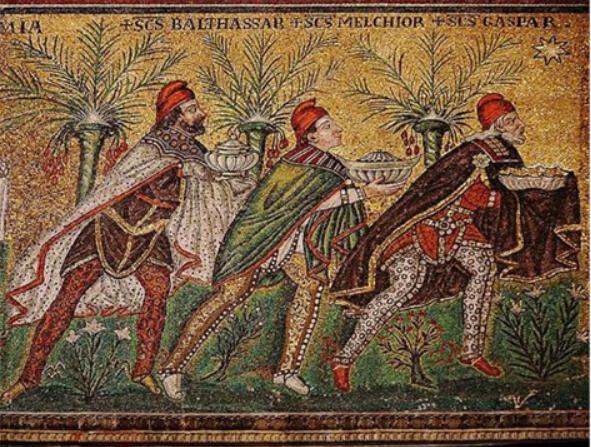 Los Tres Reyes Magos-Rubén Cedeño